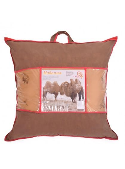 "Подушка ""Верблюжья шерсть"" тик"