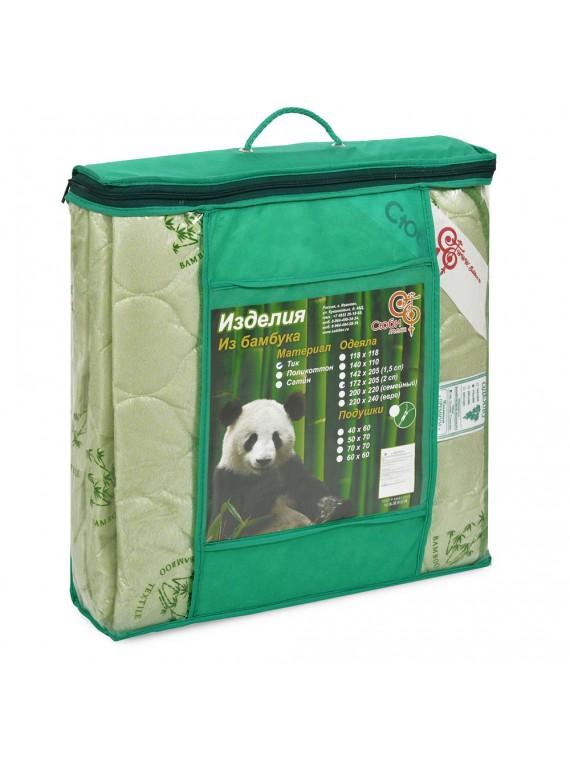 """Одеяло """"Бамбуковое волокно"""" 300 гр/м (тик)"""