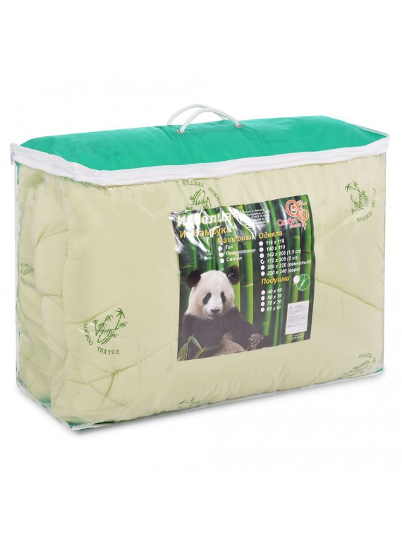 "Одеяло ""Бамбуковое волокно 600гр.  Зима"", поплин"