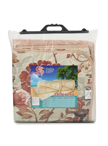 Одеяло синтепон 1,5 сп