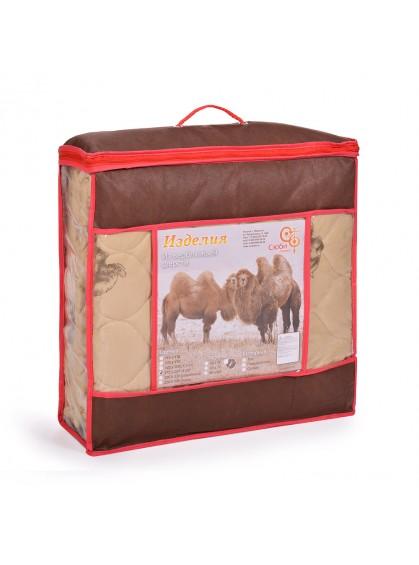 "Одеяло ""Верблюжья шерсть"" 150 гр/м, тик"